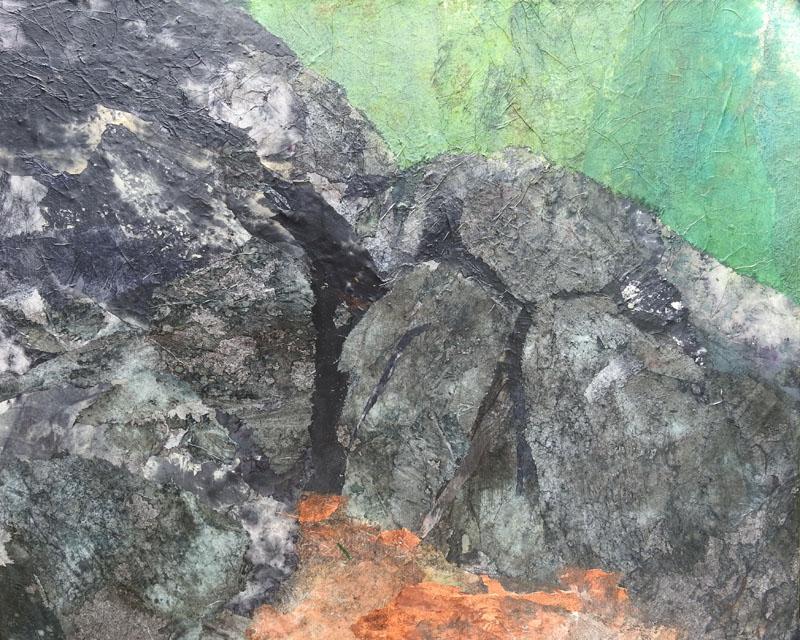 Rocks Near the Navigation Stone